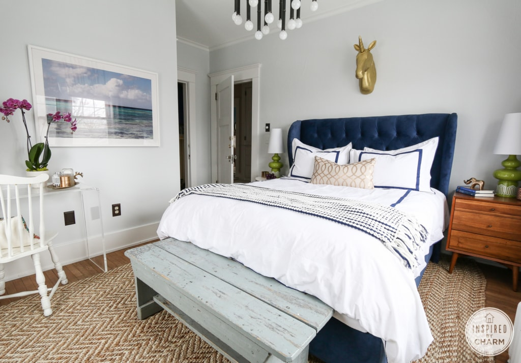 Master Bedroom Update | Inspired by Charm