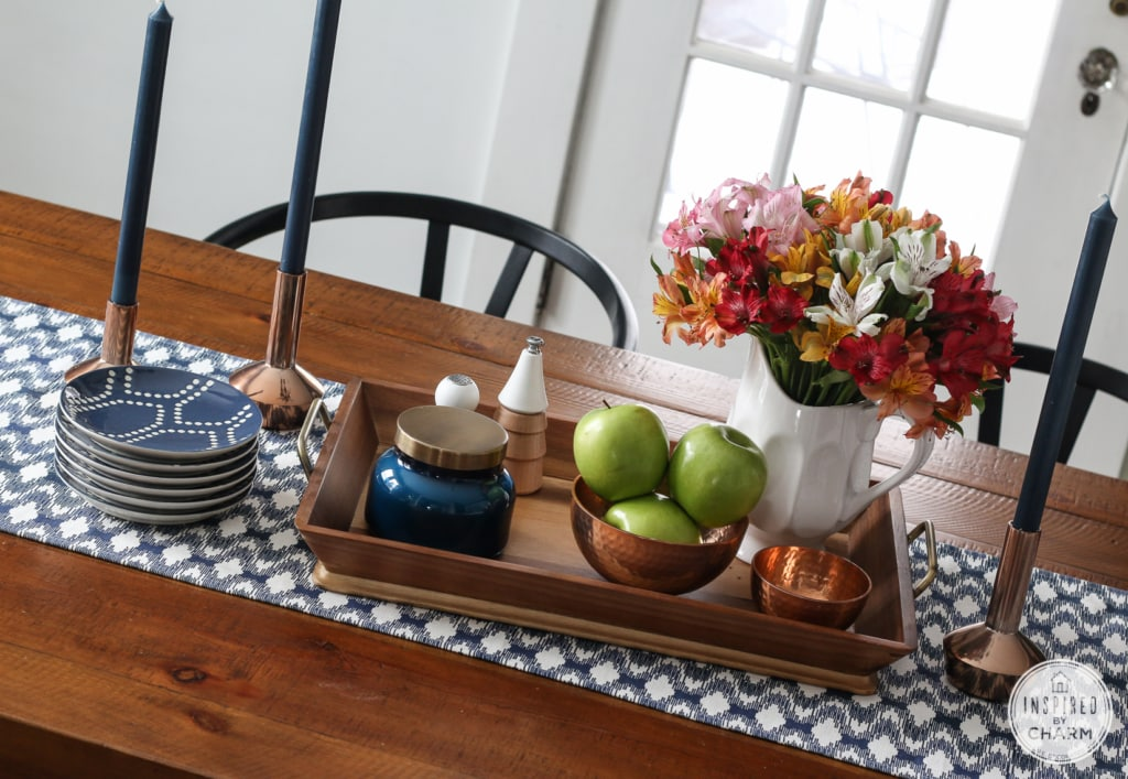 Colorful Winter Decor Ideas   Inspired by Charm