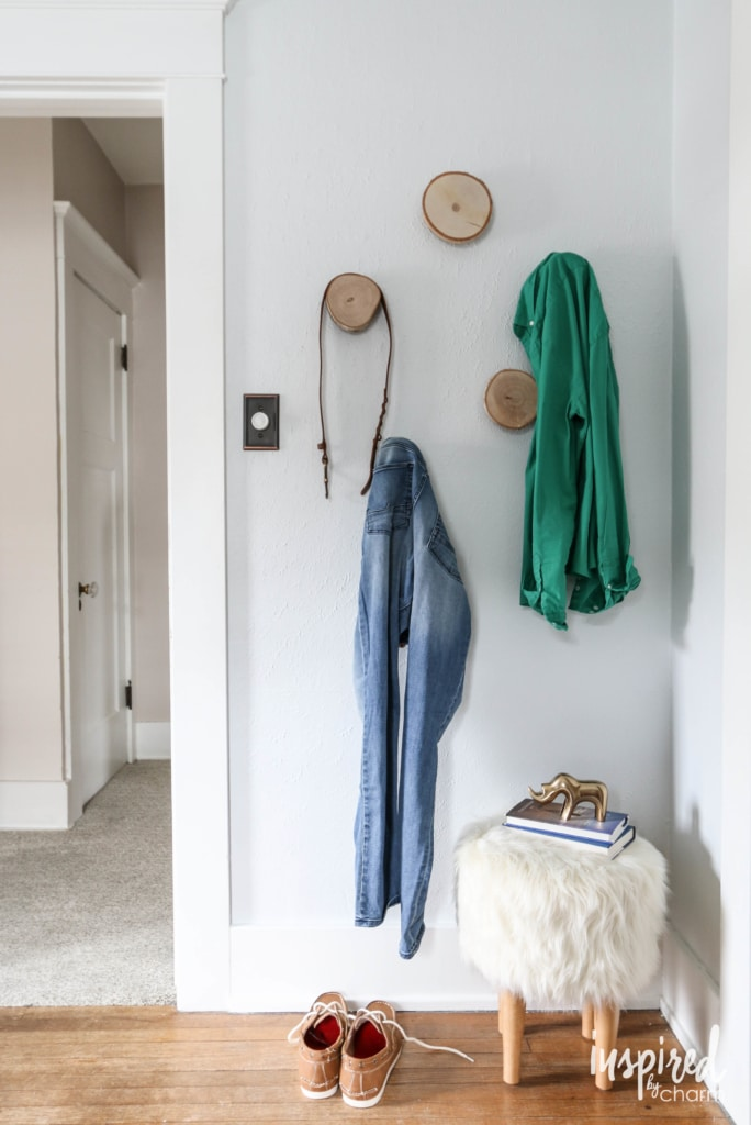 DIY Birch Hooks | Inspired by Charm