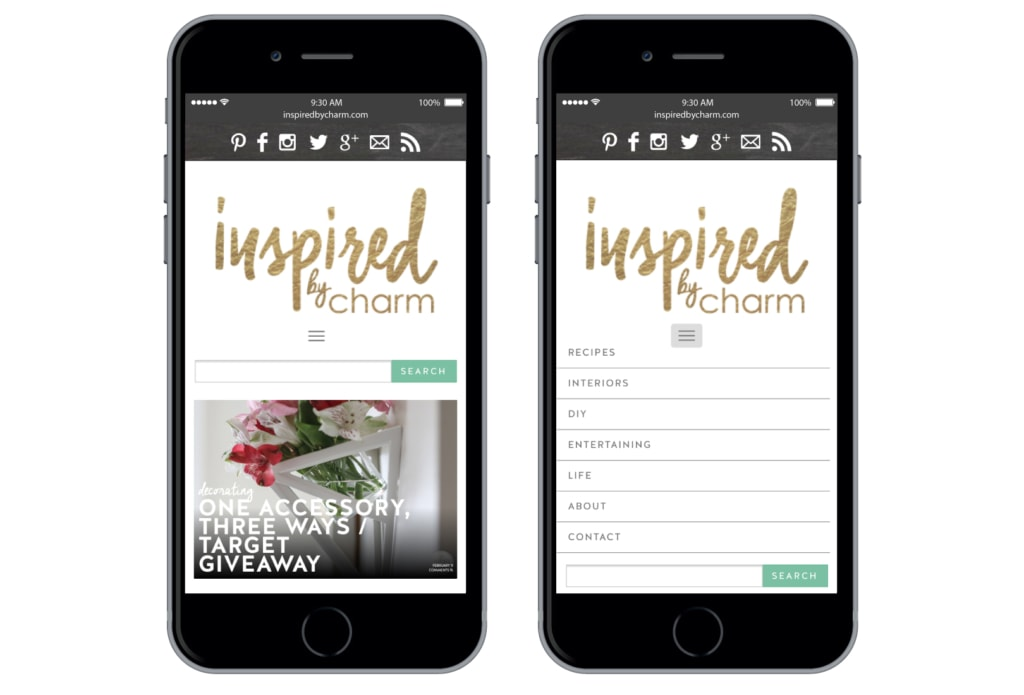 A New Look for IBC | Inspired by Charm