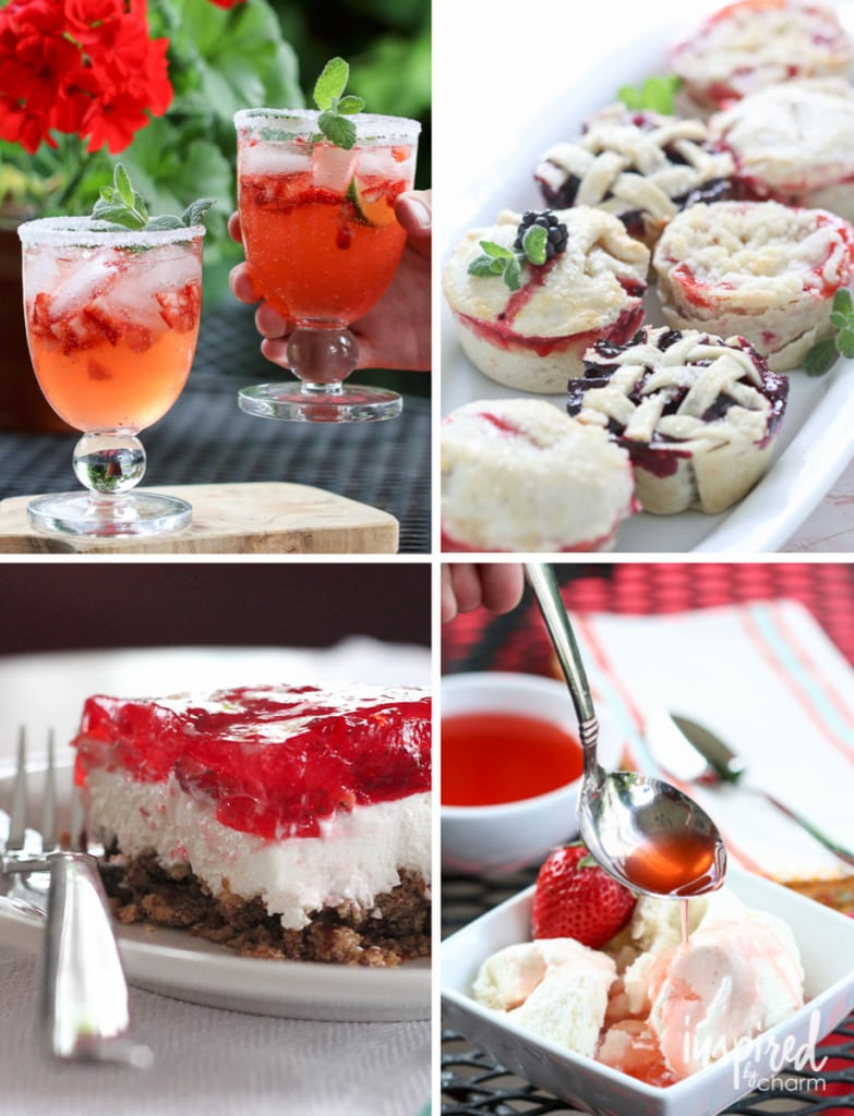 IBC's Strawberry Recipes | Inspired by Charm