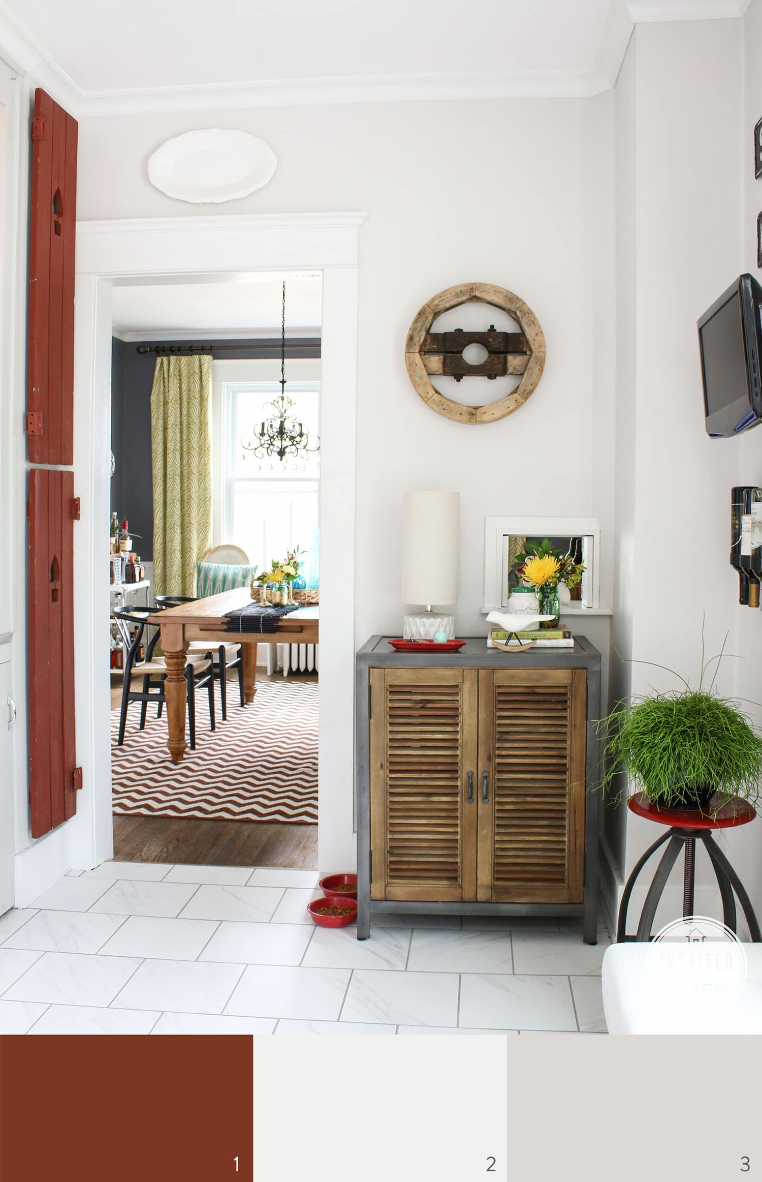 Sherwin Williams Living Room Inspired By Charm Paint Colors Inspired By Charm