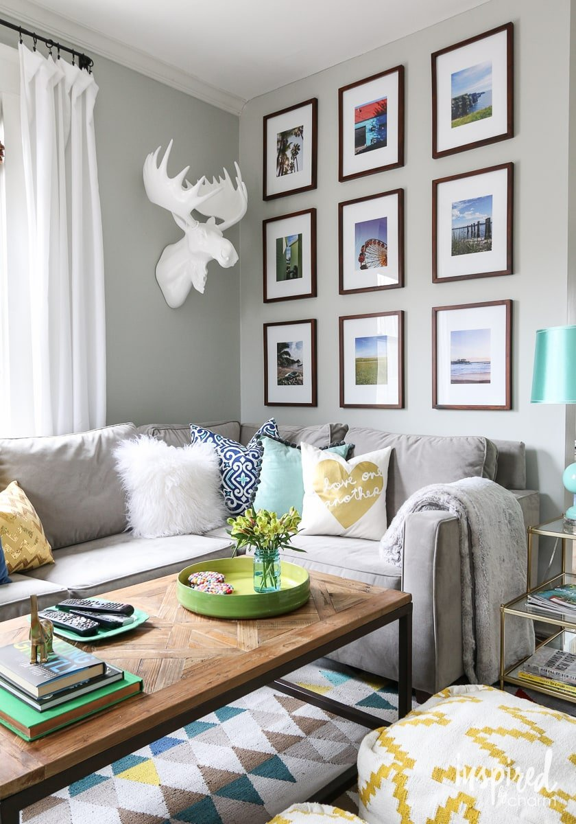 Spring Home Tour   Inspired by Charm