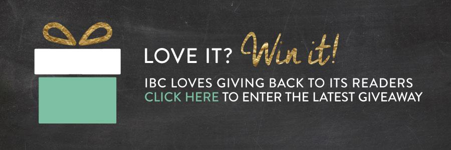 IBC Giveaway