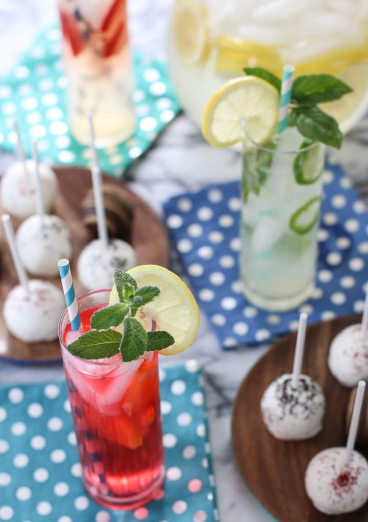 Lemonade. Three Ways. | Inspired by Charm