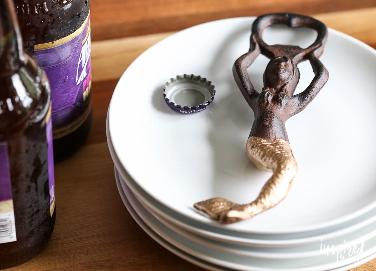 Diy Mermaid Bottle Opener Giveaway