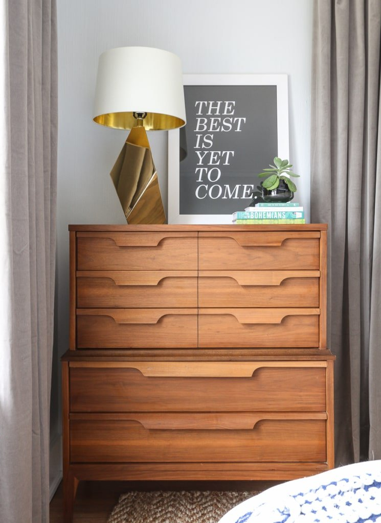 Thrifted Chest of Drawers | Inspired by Charm