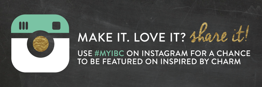 Share your creations on Instagram! Use #myIBC