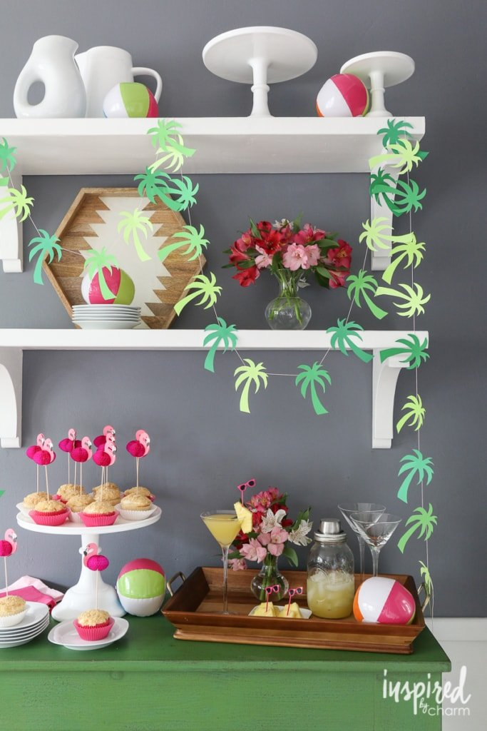 Party in Paradise | Inspired by Charm