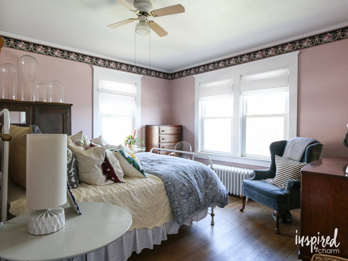 Guest Bedroom: Before | Inspired by Charm