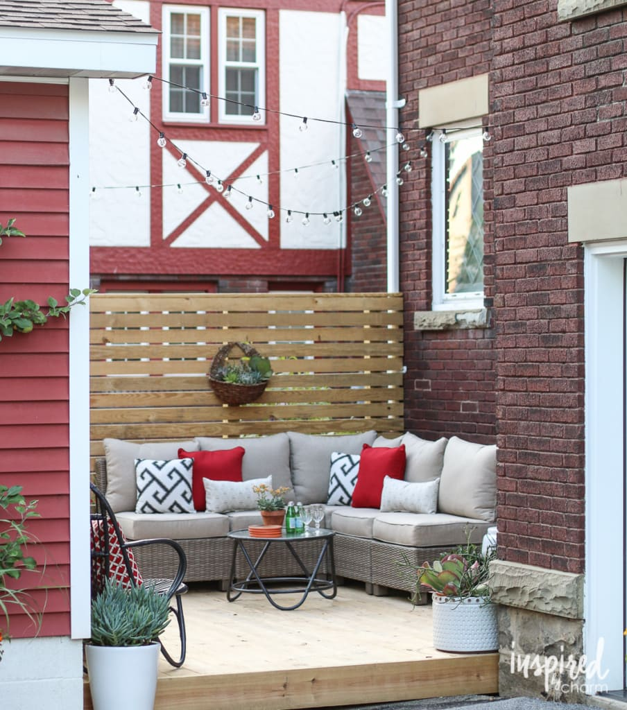 Deck Styling | Inspired by Charm