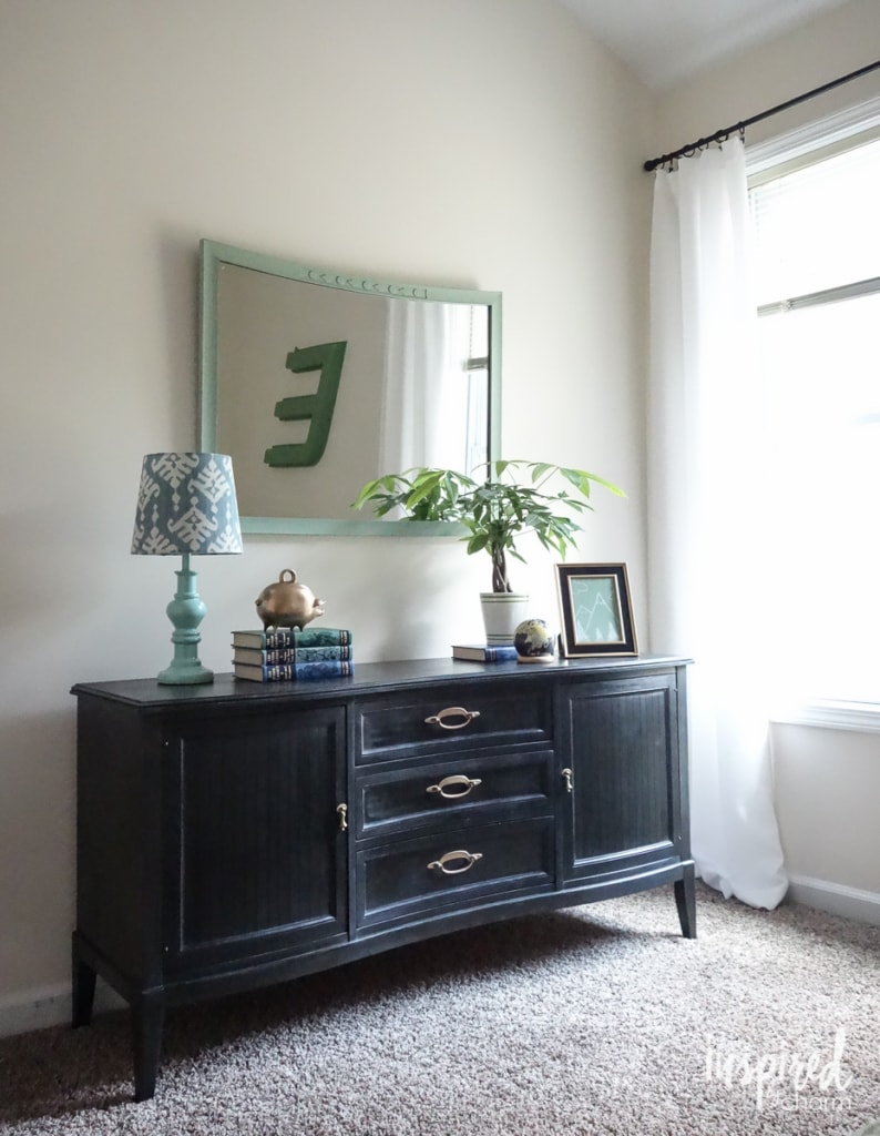 Boy's Bedroom Reveal | Inspired by Charm #GMCHTA