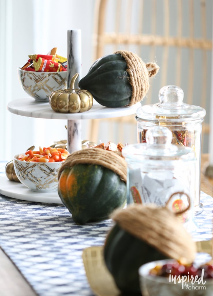 Fall Home Tour 2015 | Inspired by Charm