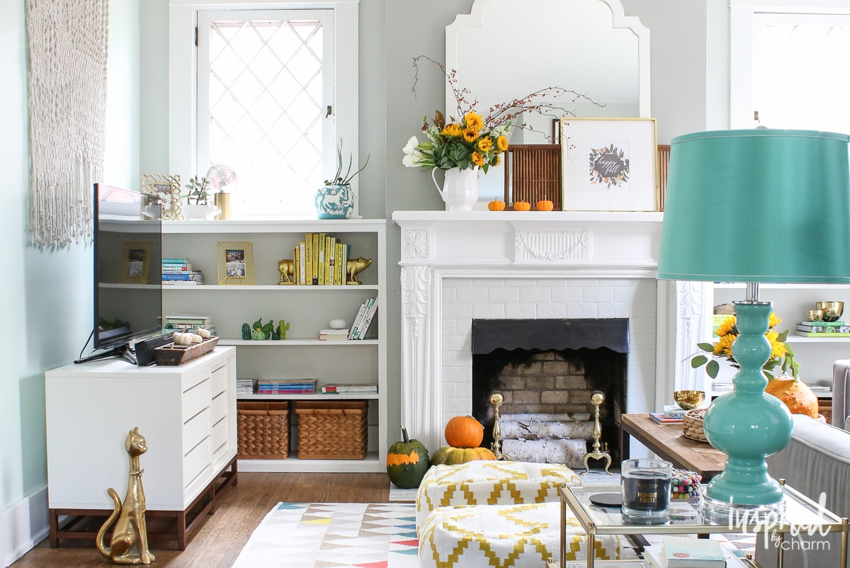10 Quick and Easy Fall Decorating Ideas