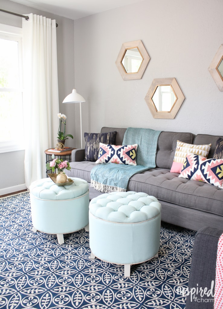 Lowe's Fall Makeover Reveal | inspiredbycharm.com