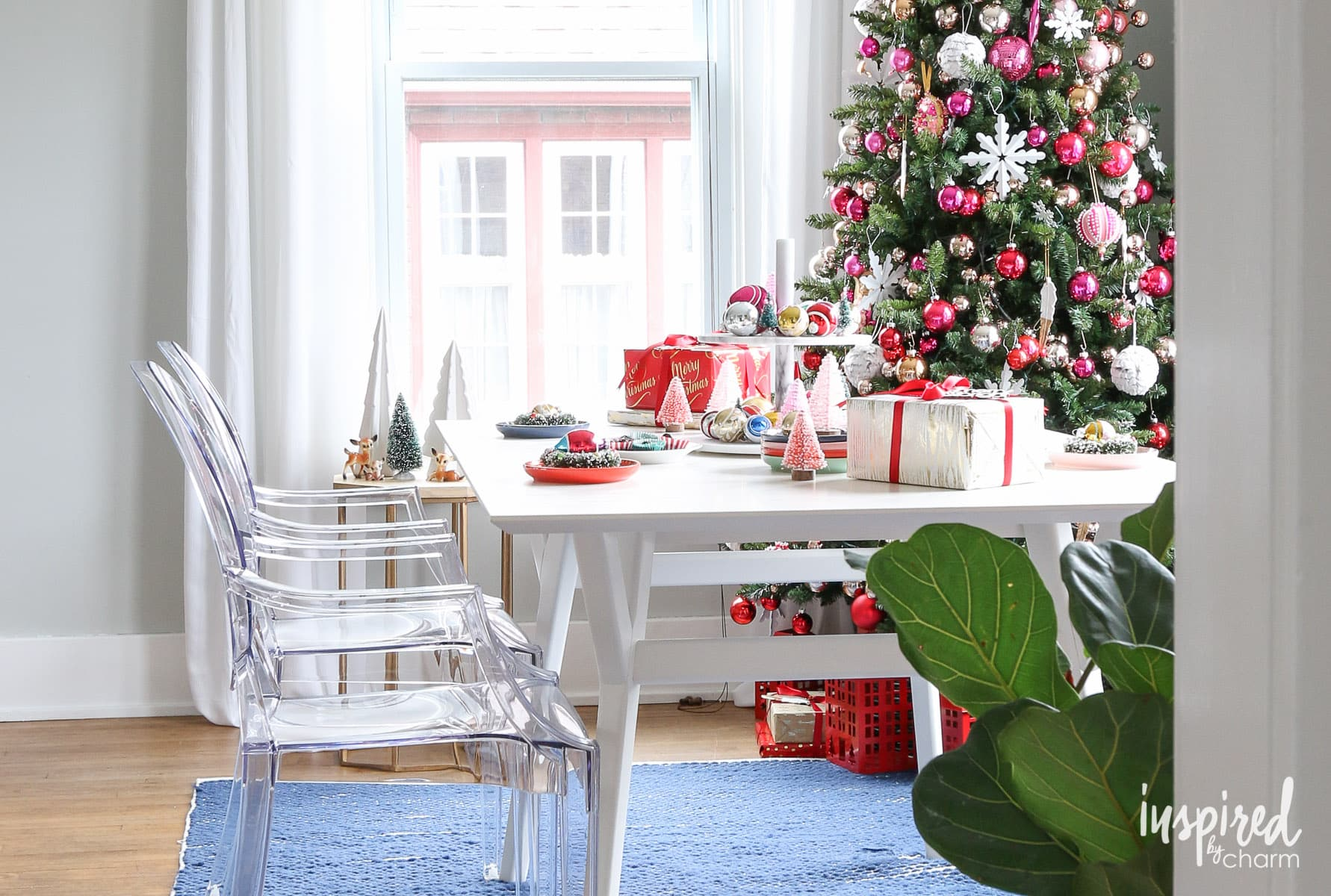 Home Tours Holiday Home Tour 2015  Inspiredcharm