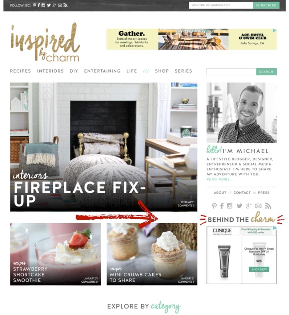 IBC Housekeeping   inspiredbycharm.com #BehindtheCharm