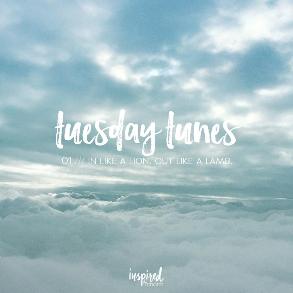 Tuesday Tunes ::: 01