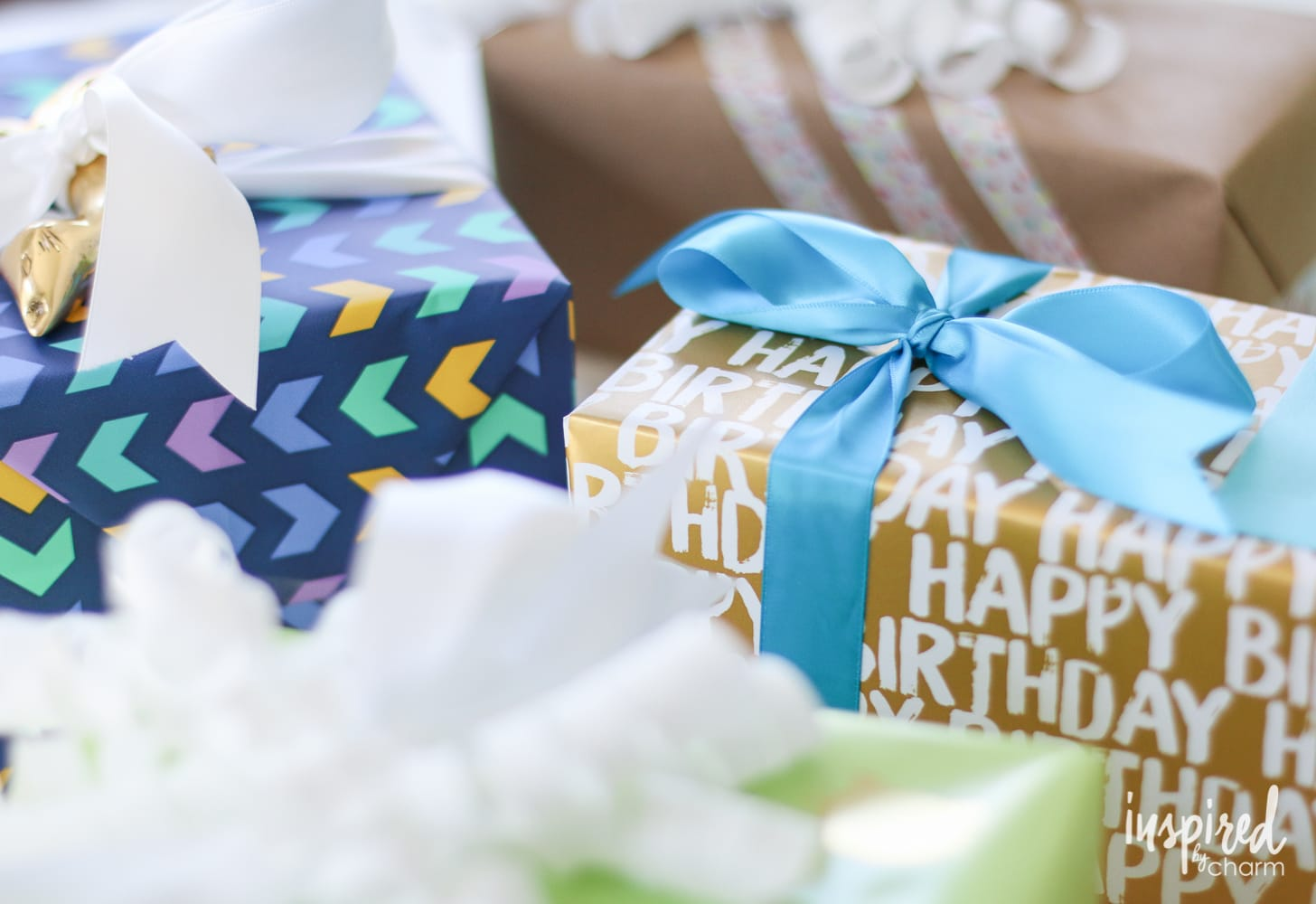 Creative gift wrapping ideas negle Choice Image