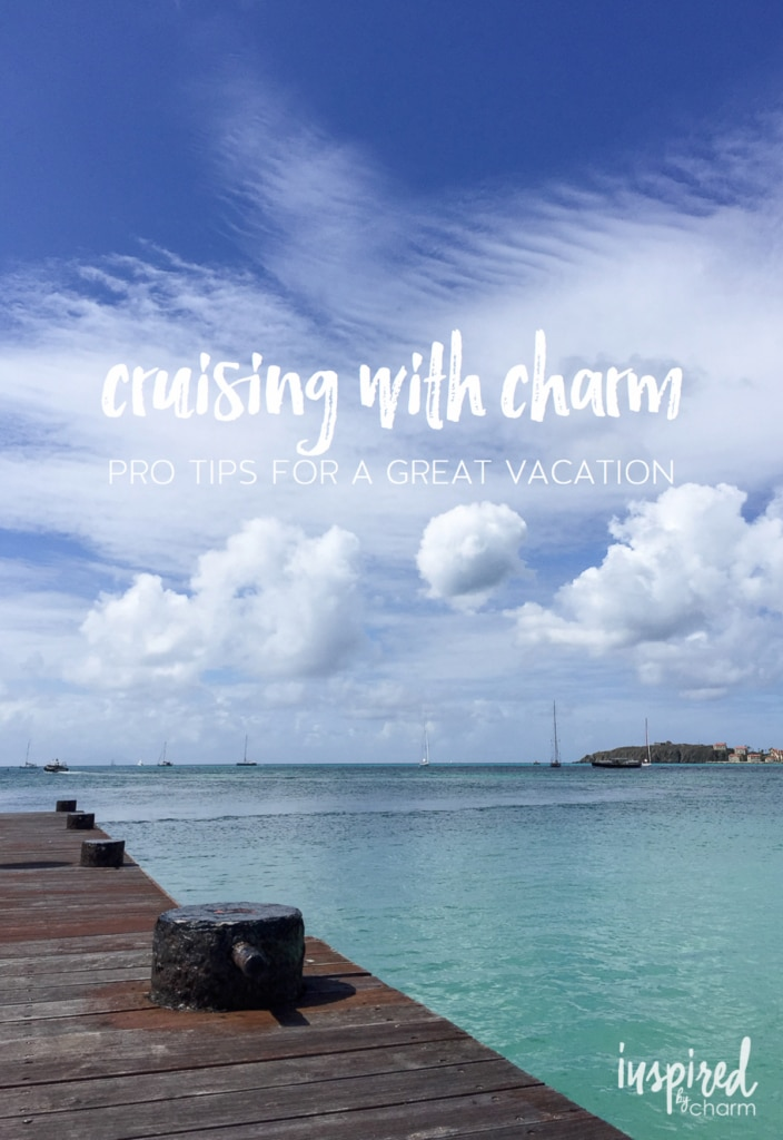 Cruising with Charm | inspiredbycharm.com