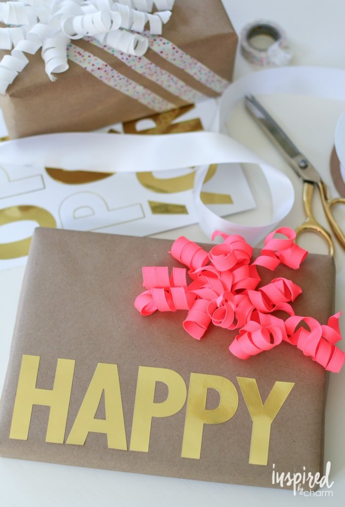 Gift Wrapping Ideas 2