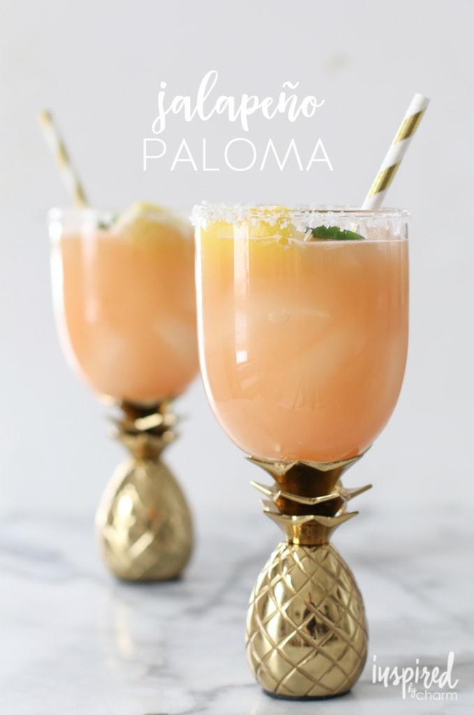 Jalapeño Paloma | inspiredbycharm.com #IBCcincodemayo