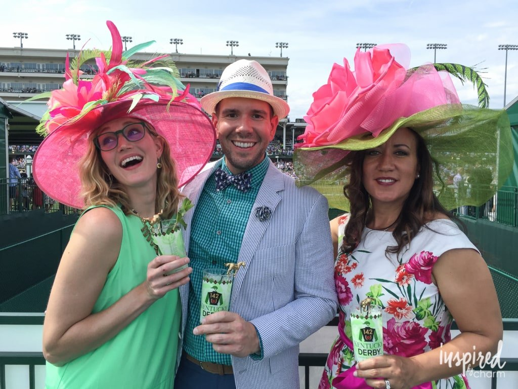IBC Does the Derby | inspiredbycharm.com