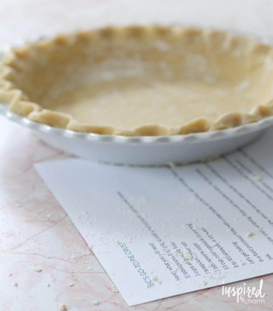 IBC go-to pie crust
