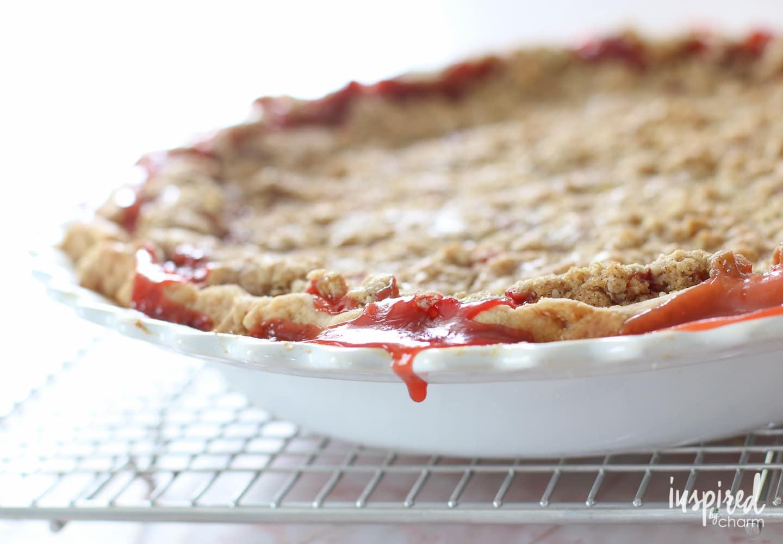 My Favorite Rhubarb Recipes #rhubarb #baking #recipes #summer