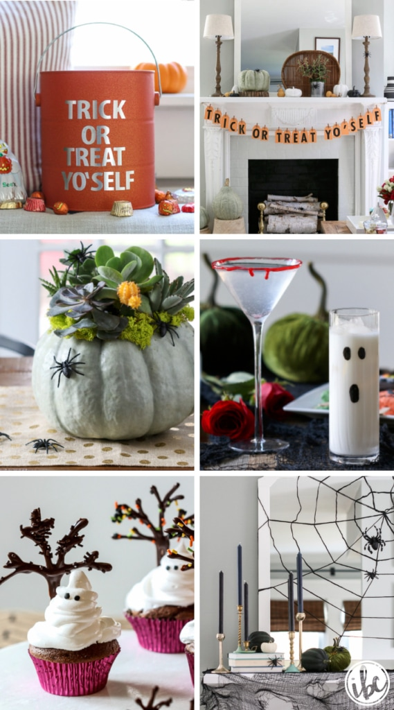 Halloween Ideas via Inspired by Charm