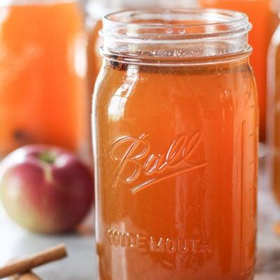 Homemade Apple Pie Moonshine Recipe