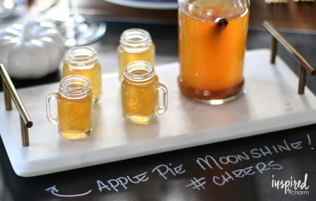 Apple Pie Moonshine | inspiredbycharm.com