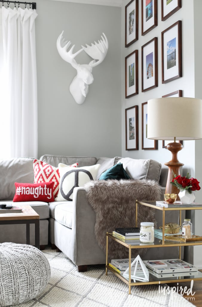 Five Tips to Keep Your Home Cozy This Winter | Inspired by Charm