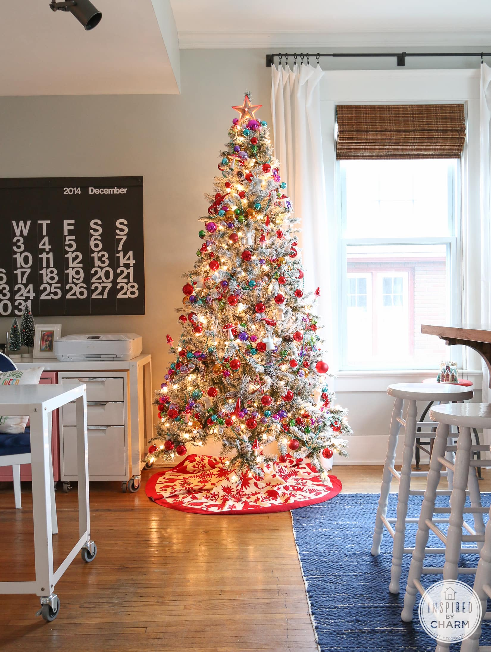 Unique Christmas Tree Decorating Ideas – Inspired by Charm
