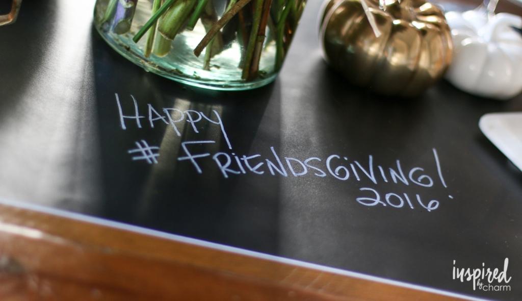 Tips for Celebrating Friendsgiving   inspiredbycharm.com