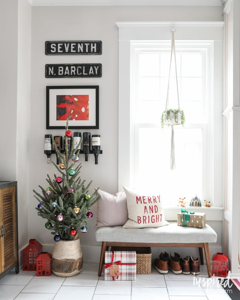 Christmas in the Kitchen | inspiredbycharm.com
