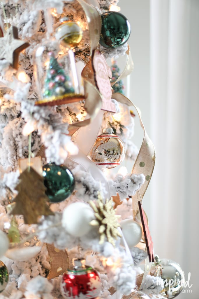 O Christmas Tree | inspiredbycharm.com