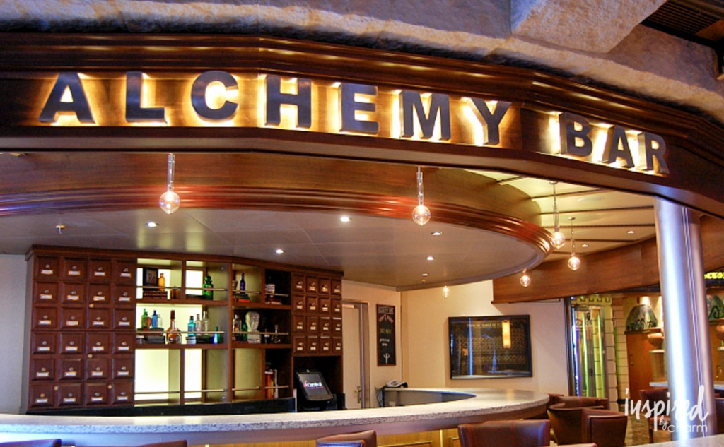 Alchemy Bar Carnival Cruise Fun Ship 2.0