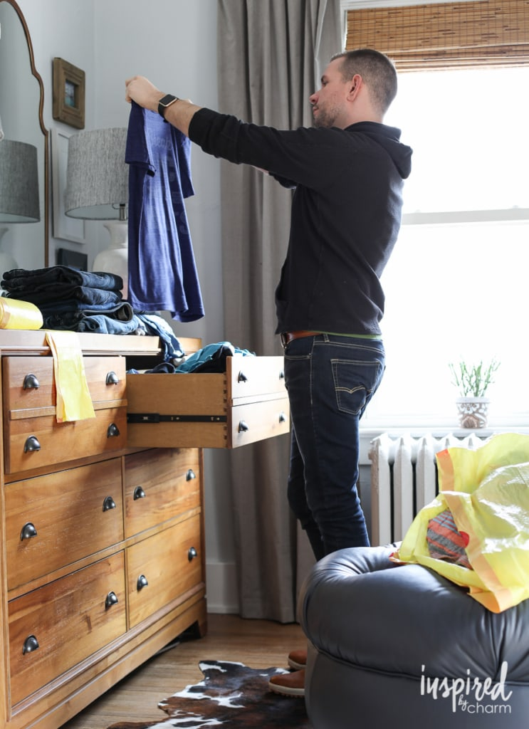 Glad to Give: Clearing the Clutter