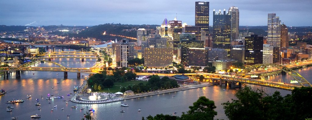 Moving to Pittsburgh | Inspired by Charm