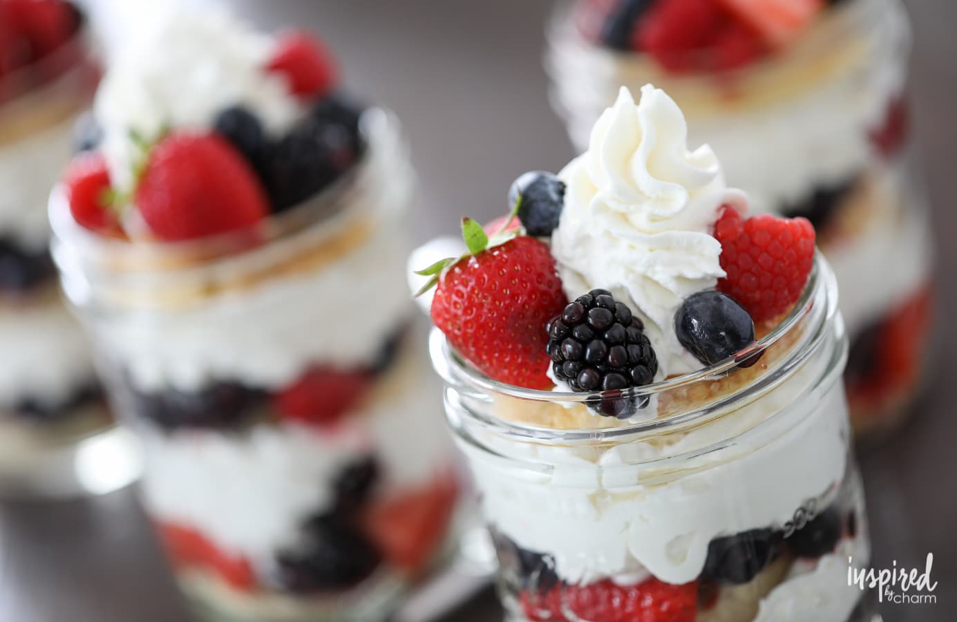 Dessert In A Jar Ideas