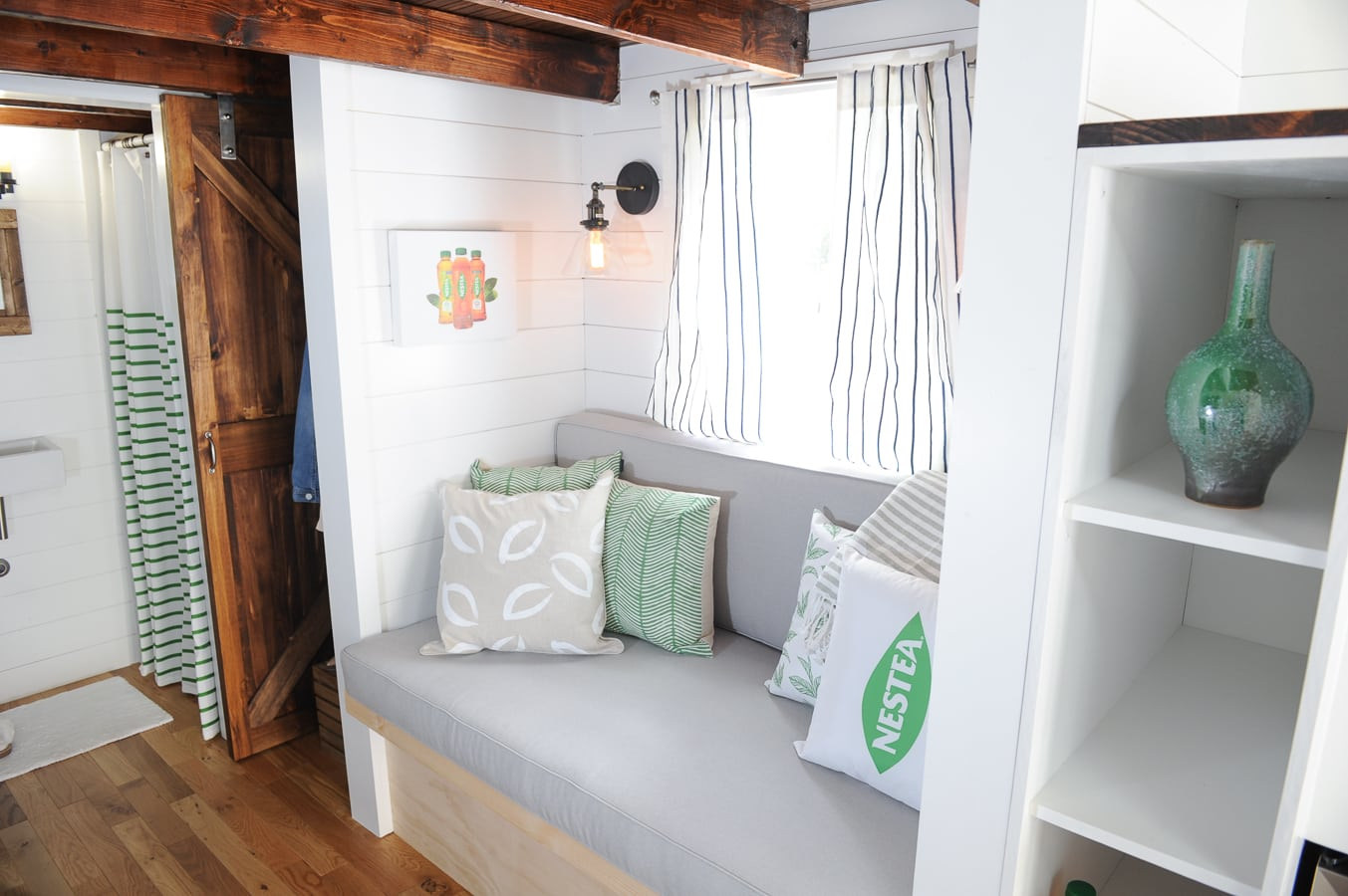 Decorating A Tiny House In NYC With NESTEA | Inspired By Charm