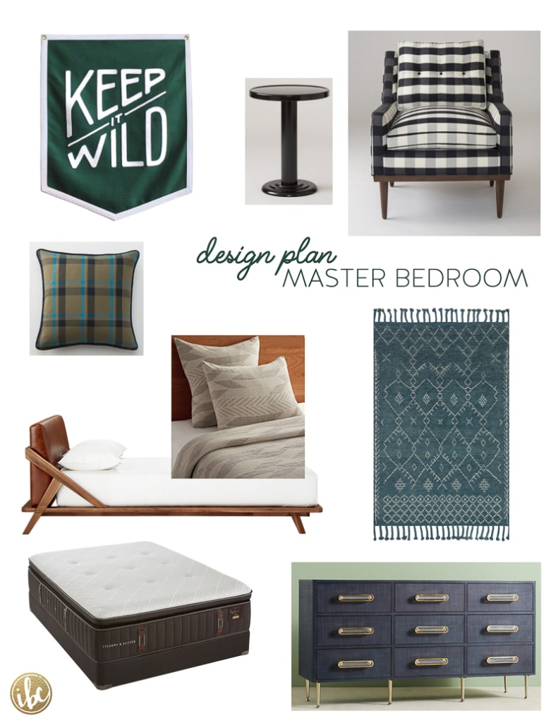 Creating a New Master Bedroom | Inspired by Charm