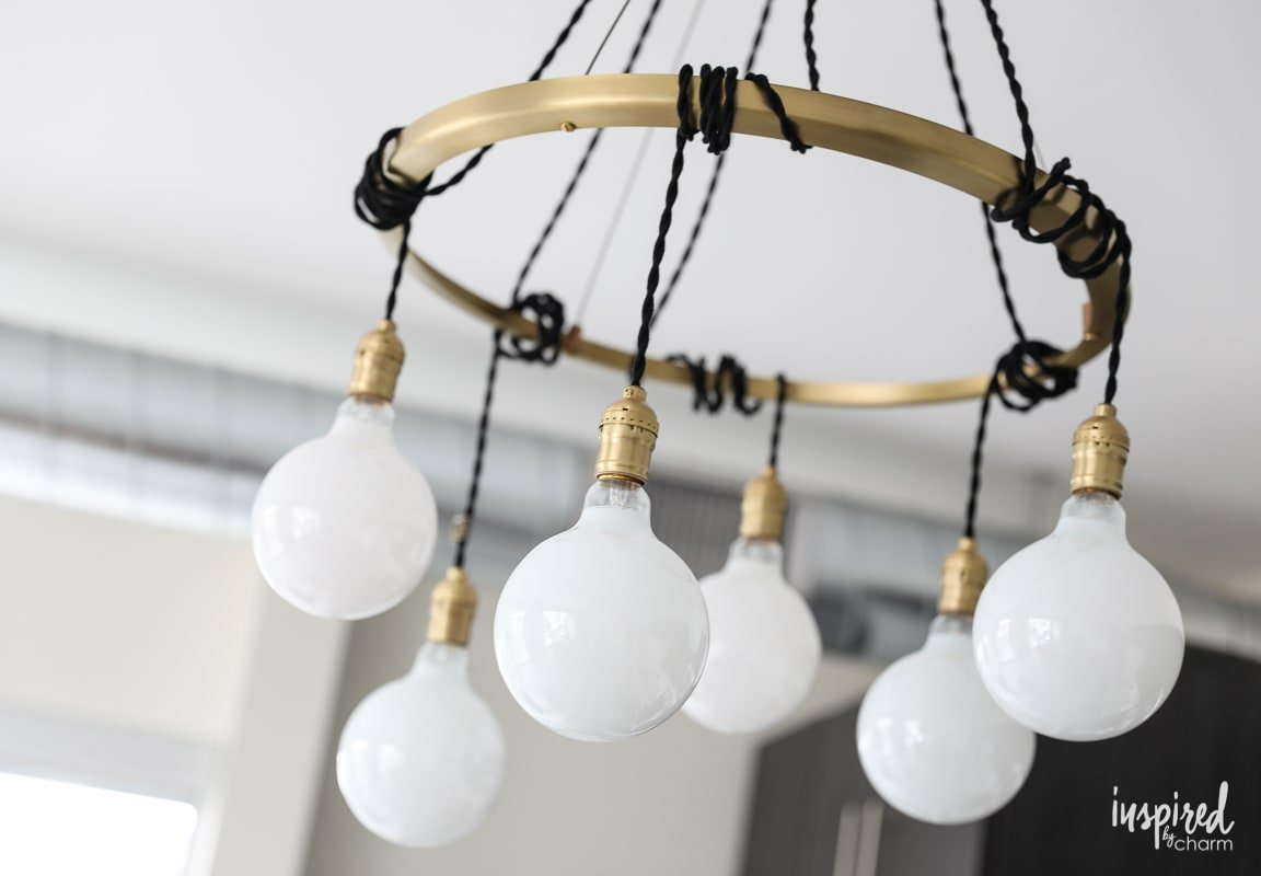 Updated apartment lighting updated apartment lighting unique and stylish chandeliers to decorate your apartment inspired by charm aloadofball Image collections