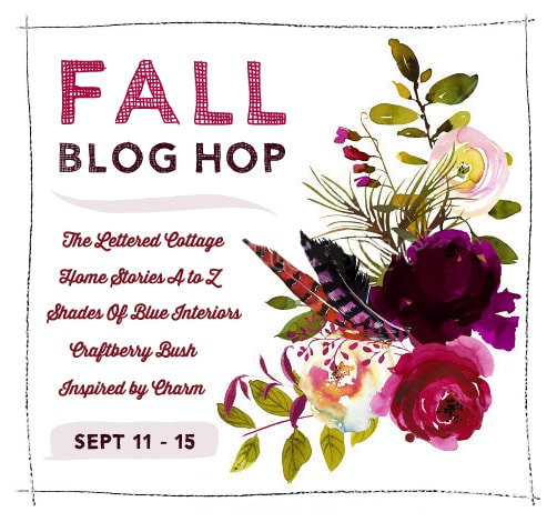 Fall Blog Hop | Inspired by Charm