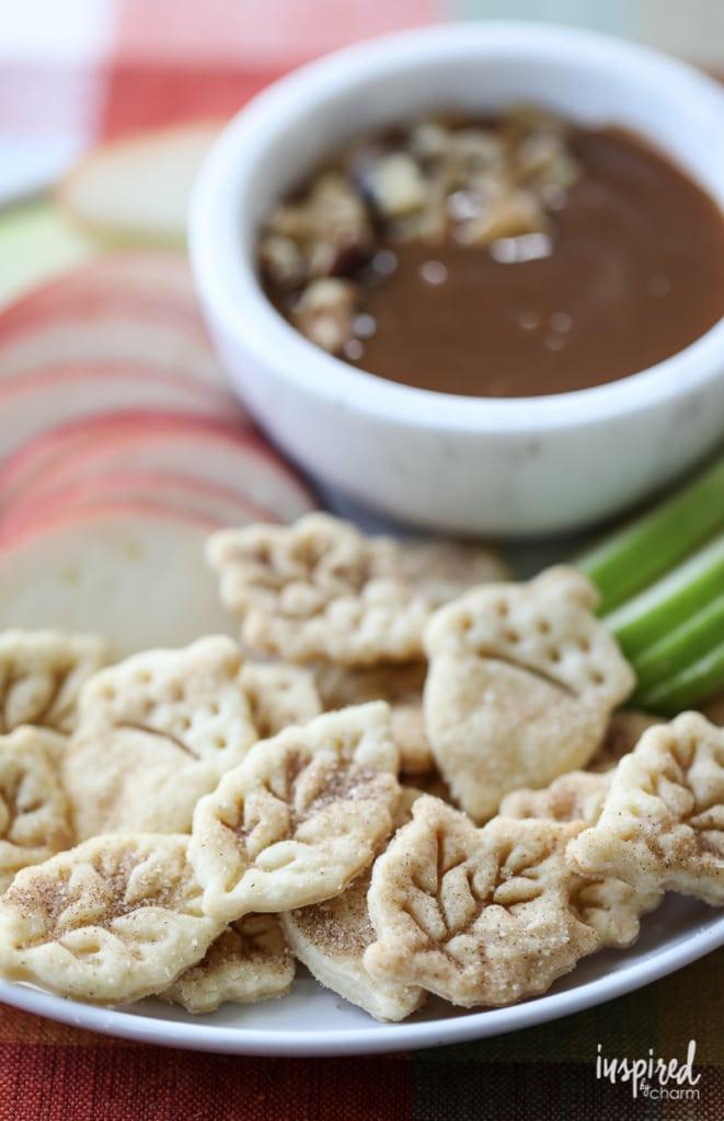Cinnamon Sugar Pie Crust Cookies #pie #crust #cookies #recipe