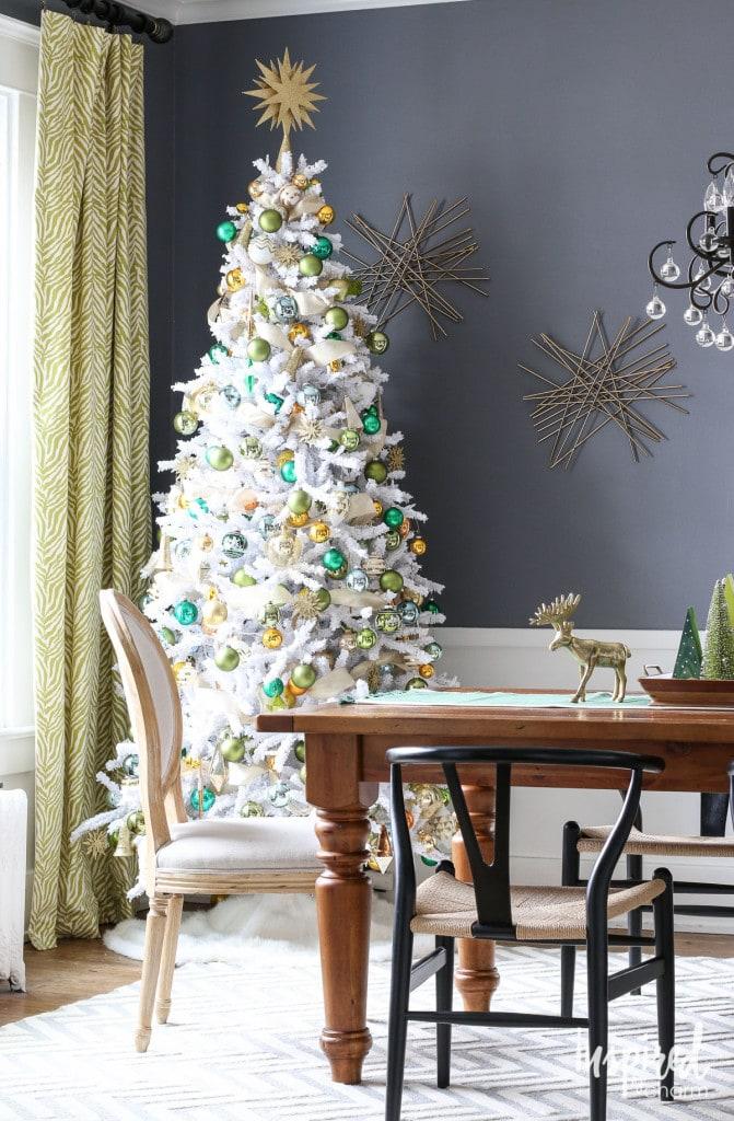 Adele Inspired Christmas Tree Decorations