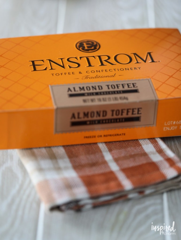 Engstrom Chocolate Almond Toffee
