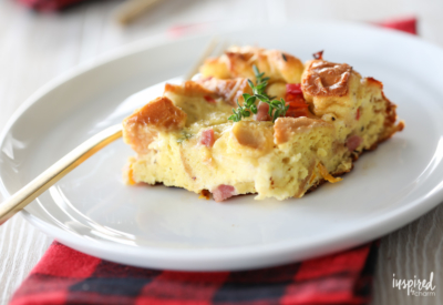 How to Make an Easy Overnight Breakfast Casserole