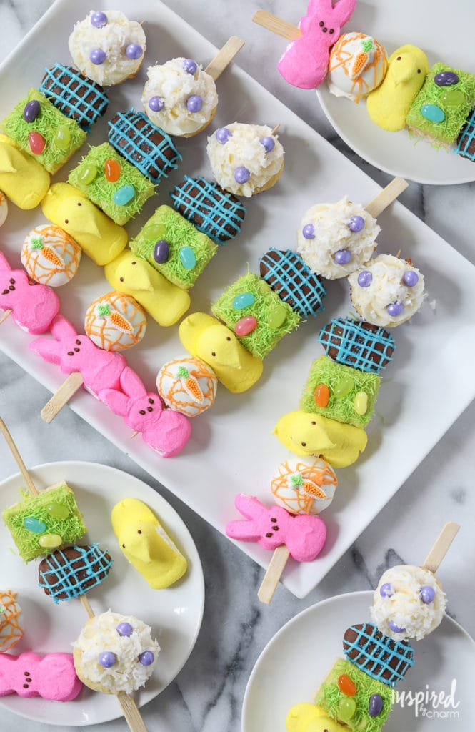 Easter Dessert Kabobs: The Best of 2017